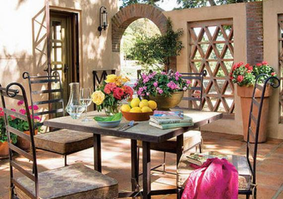 Inspiring And Beautiful Outdoor Living Spaces