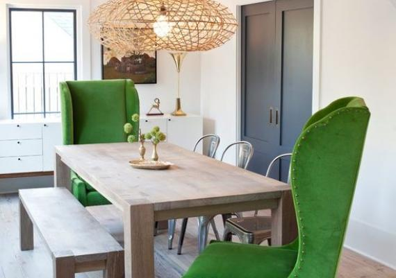 Modern Farmhouse Dining Room For Your Home