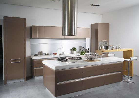 Modern Kitchen Colors For Cabinets