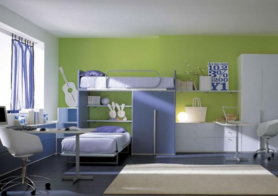 Modern Kids Room Home Decor Picture