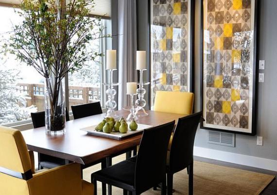 New Dining Room Color Inspiration For Your Home