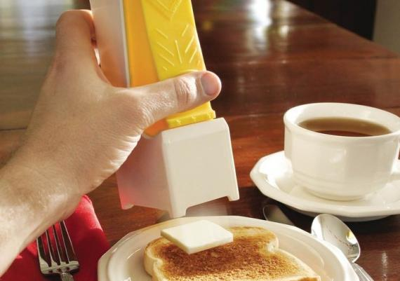 One Click Butter Dispenser