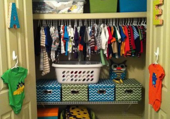 Organize Your Kids' Closets And make Your Life Easier