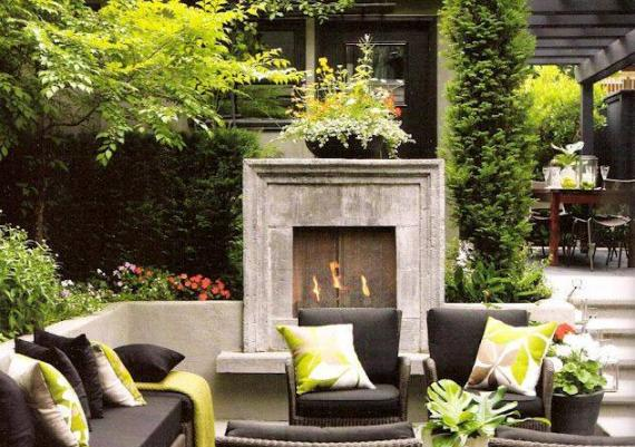 Outdoor Living Spaces Home Design Ideas