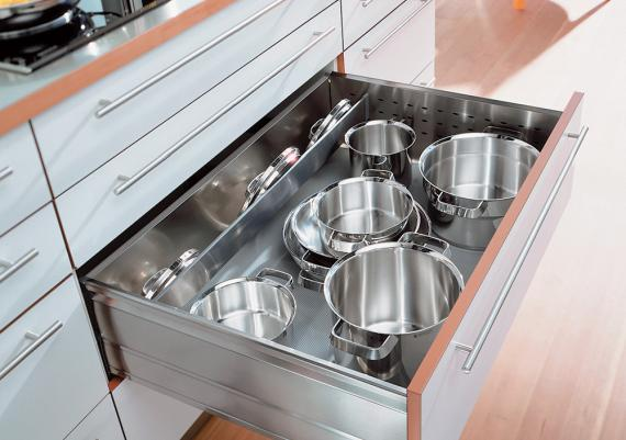 Pots and Pan Storage System For Your Home