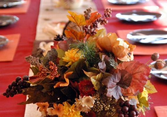 Quick and Cheap Thanksgiving Decorating Ideas