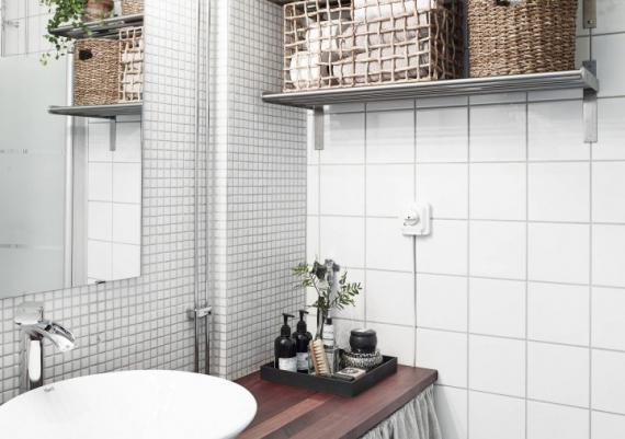 Rustic Modern Bathroom For Your Home