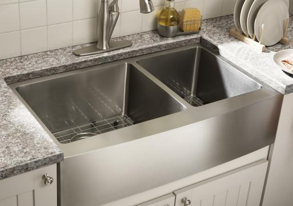 Contemporary Stainless Steel Farmhouse Sink For Modern Home