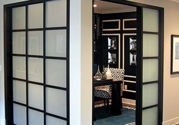 Shoji Indoor Doors For Ideal Home