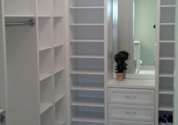 Stunning Walk-In Closet Organiser For Your Home