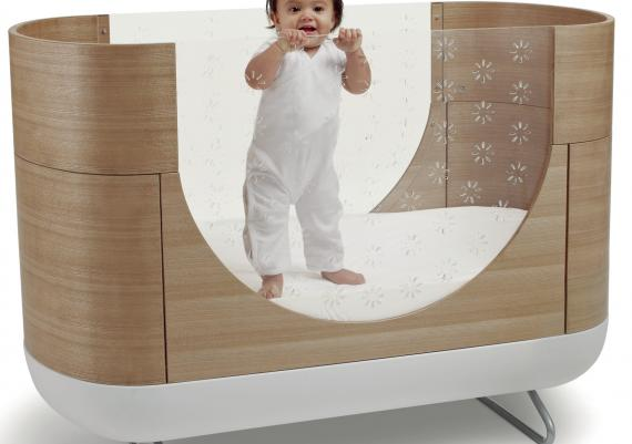 Unique Modern Cribs For Your Baby