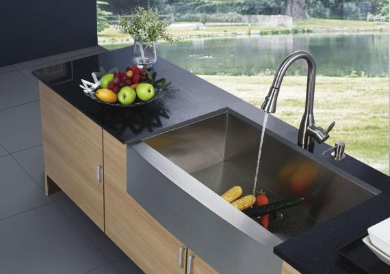 Modern Stainless Steel Farmhouse Sink For Your Home
