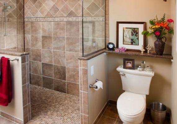 Walk-in Shower Design Ideas, Pictures, Remodel, and Decor