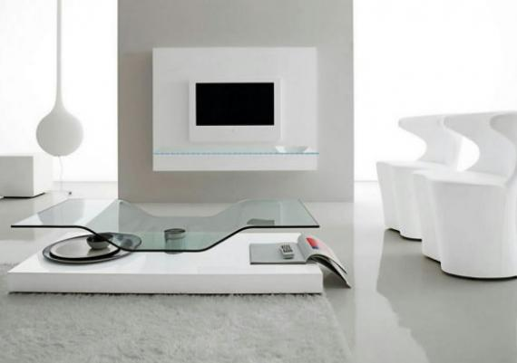 Modern Dream Coffee Table