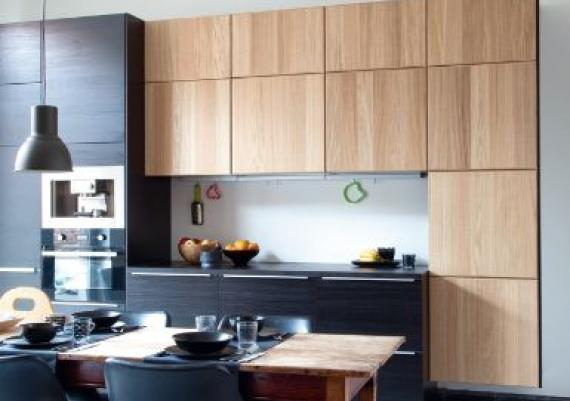 Black And Brown Kitchen With Modern Design Ideas In Your Home