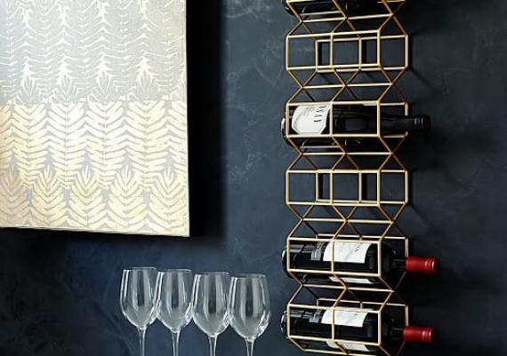 Contemporary Wine Rack Idea For Your Home