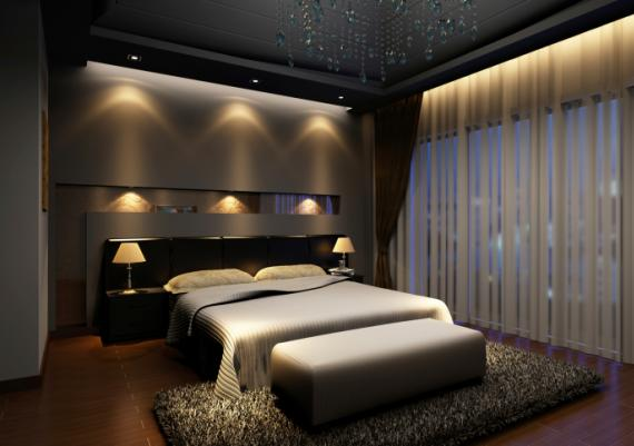 Decorating Ideas for Contemporary Bedrooms