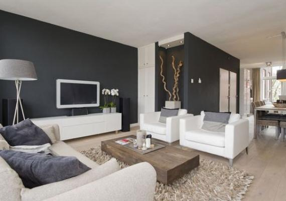 Chic Living Room Decorating Ideas and Design