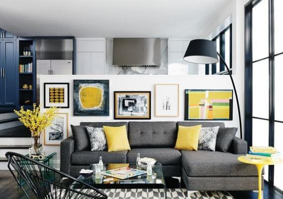 Stylish Family Room And Living Room Furniture And Design Ideas