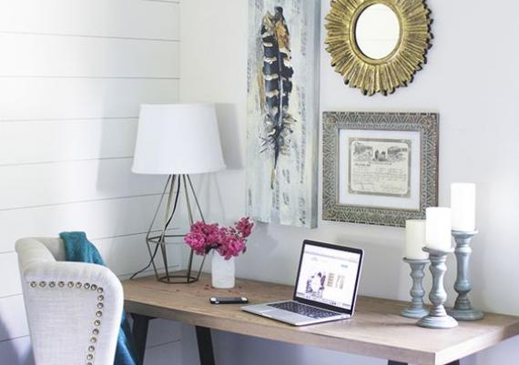 Best Home Office Design Ideas For Small Space