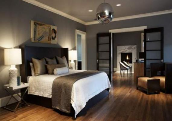 Modern Bedroom Design For Couples