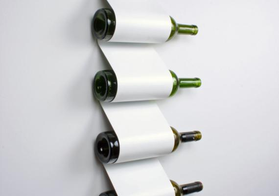 Modern Wine Rack Design Idea For Your Home