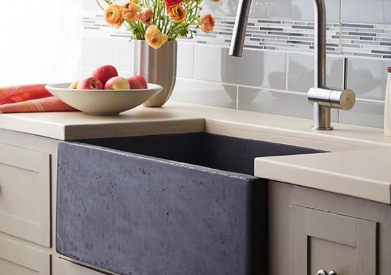 Black Modern Farmhouse Sink For Your Home